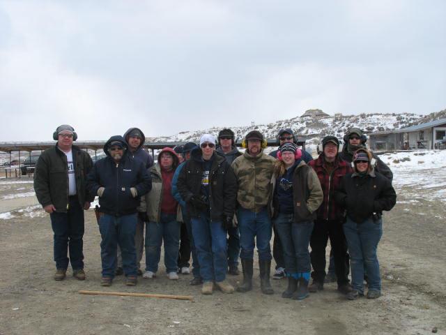 EDC Defensive Pistol Class 3-24-14