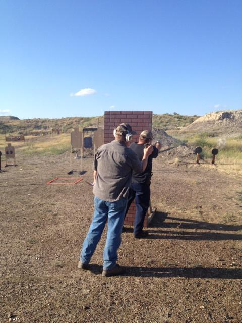 Action Pistol Fun Shoot