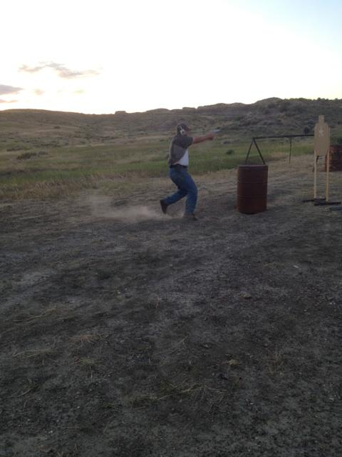 Action Pistol Fun Shoot